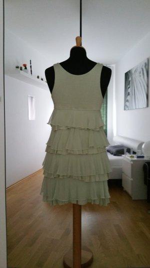 Minikleid mit Volants
