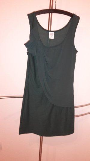 Minikleid oder longtop in Dubkelgrün von Vero Moda