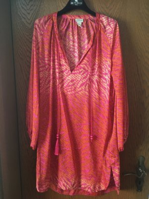 Minikleid oder Tunika in Wahnsinns Farben