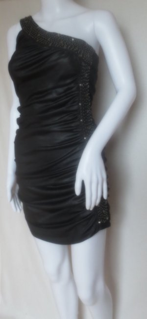 One Shoulder Dress multicolored