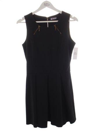 Minikleid schwarz Casual-Look
