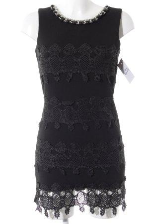 Mini Dress black elegant