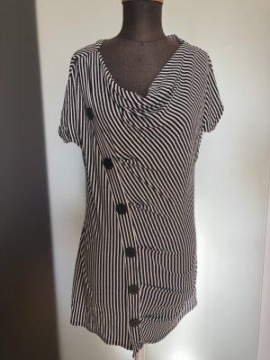 Minikleid Tunika Gr 40 M von Orsay , gestreift