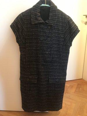 Minikleid Tweed im Salz-Pfeffer Look