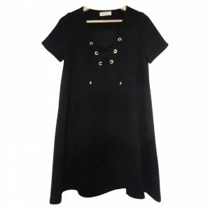 Ba&sh Hippie Dress black polyester