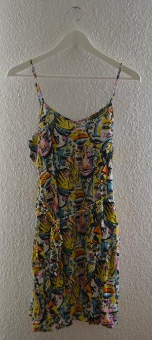 Monki Mini-jurk veelkleurig