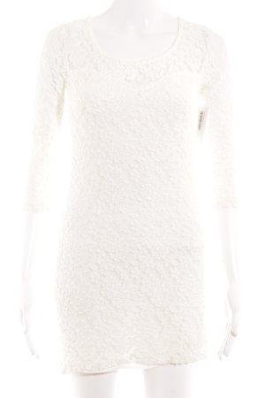 Minikleid weiß Party-Look