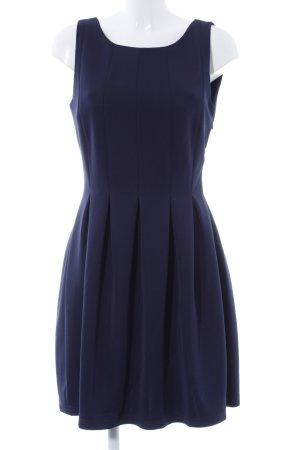 Minimum Abendkleid dunkelblau klassischer Stil