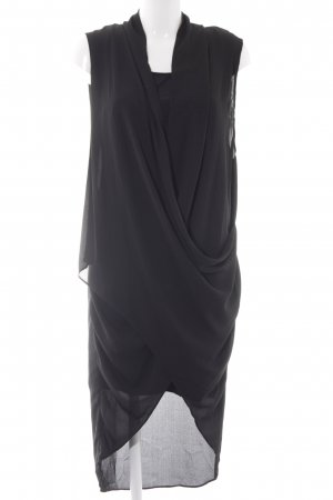 Minimum Abendkleid schwarz Elegant