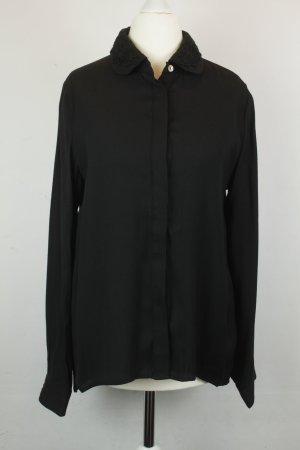 Minimum Bluse Gr. 36 schwarz