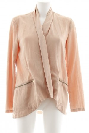 Minimum Blusenjacke nude Casual-Look