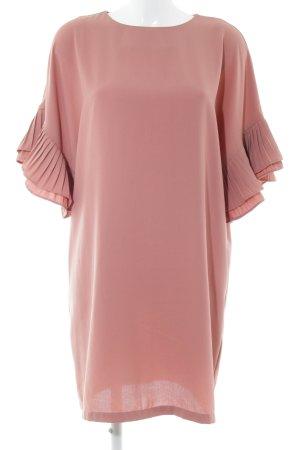 Minimum Blusenkleid roségoldfarben Elegant
