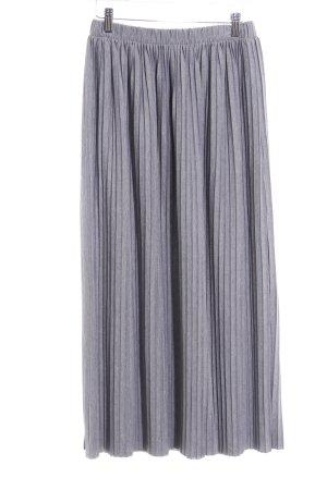 Minimum Plaid Skirt grey romantic style