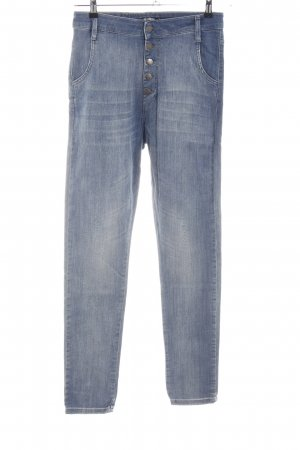 Minimum High Waist Jeans blau Casual-Look
