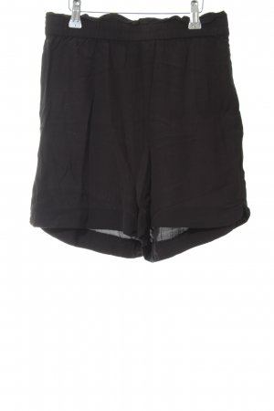Minimum High-Waist-Shorts schwarz Casual-Look