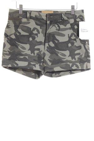 Minimum Hot Pants Camouflagemuster Military-Look