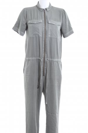 Minimum Jumpsuit hellgrau Casual-Look