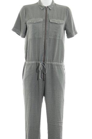 Minimum Jumpsuit graugrün Casual-Look