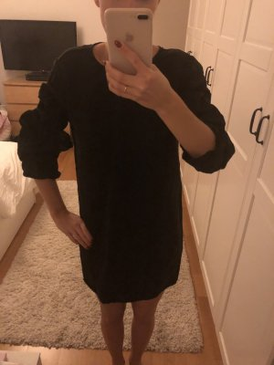 Minimum Robe mi-longue noir