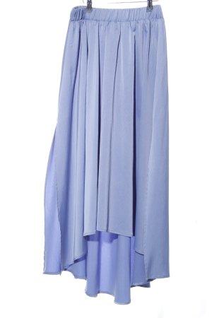 Midirock blau Casual-Look