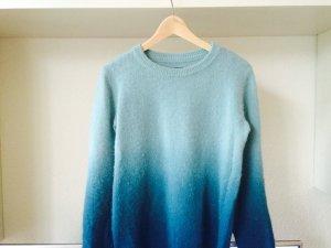 Minimum Pullover mit fließendem Farbverlauf