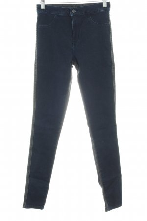 Minimum Slim Jeans dunkelblau-anthrazit Casual-Look