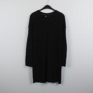 Minimum Abito di maglia nero Tessuto misto