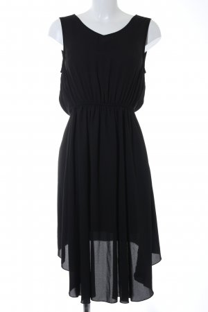 Minimum Trägerkleid schwarz Elegant