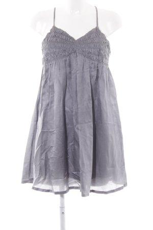 Minimum Trägerkleid silberfarben Elegant