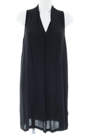 Minimum Vestido tipo túnica negro look casual
