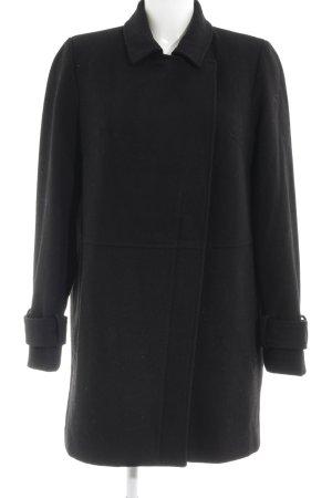 Minimum Übergangsmantel schwarz Elegant