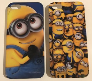Minion iPhone 5/5S Hüllen