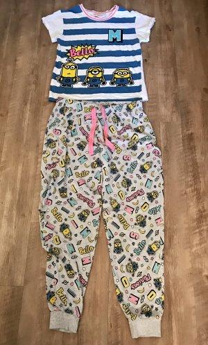 Minions Schlafanzug #bäm