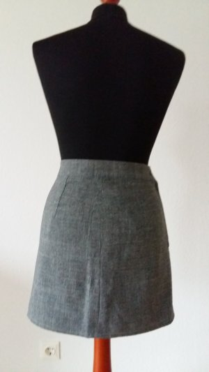 Mini-jupe multicolore