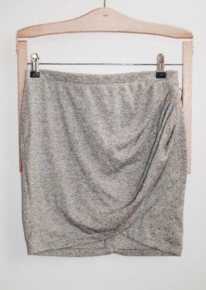 Mango Miniskirt light grey