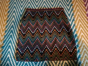 Camaieu Miniskirt multicolored