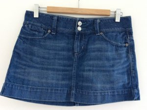 American Eagle Outfitters Denim Skirt multicolored