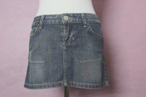 Minirock aus Jeans Zara NEU #Zara