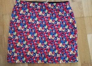Bershka Miniskirt multicolored