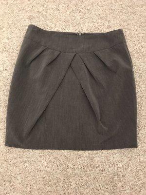3 Suisses Minifalda gris