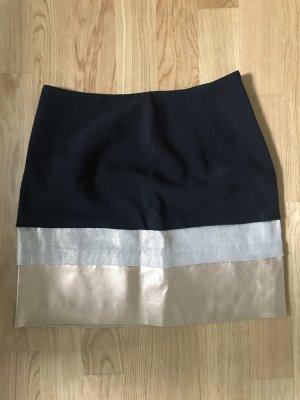Zara Basic Mini rok veelkleurig