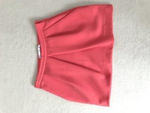 Minirock im Faltendesign mit Taschen