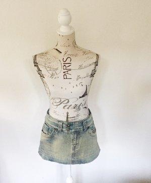 Minirock // Jeans // Bershka