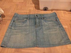 Minirock Jeans Jeansminirock