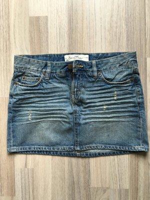 Minirock Jeans von H&M