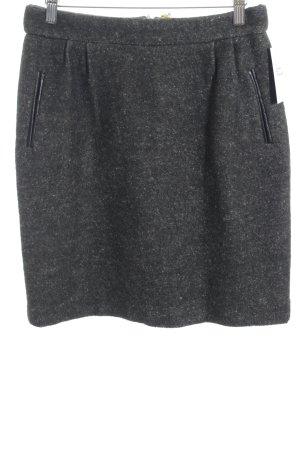 Minifalda moteado estilo «business»