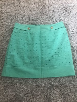 Apart Mini-jupe vert menthe
