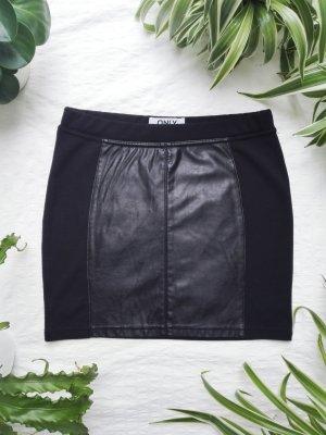Vero Moda Falda stretch negro Poliéster