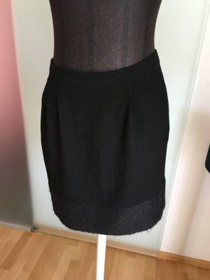 Minirock mit Taschen Gr 34 XS von Turnover