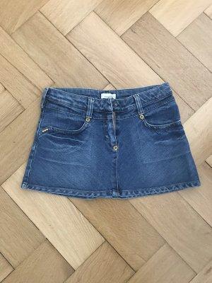 Pinko Denim Skirt blue